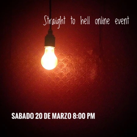 Straight to hell online event