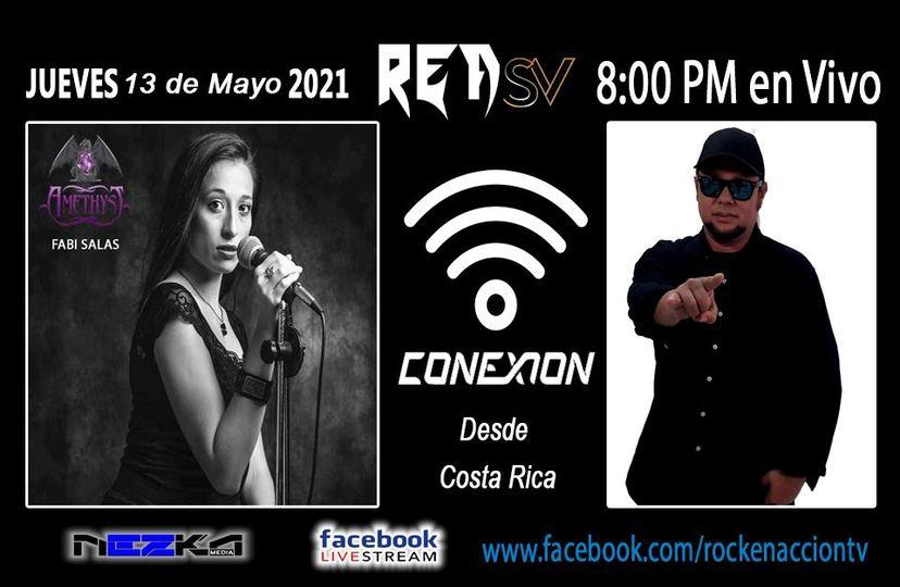 Entrevista para Rock en Acción desde El Salvador